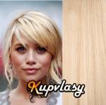 CLIP IN OFINA - 100% lidské vlasy - beach blond #613