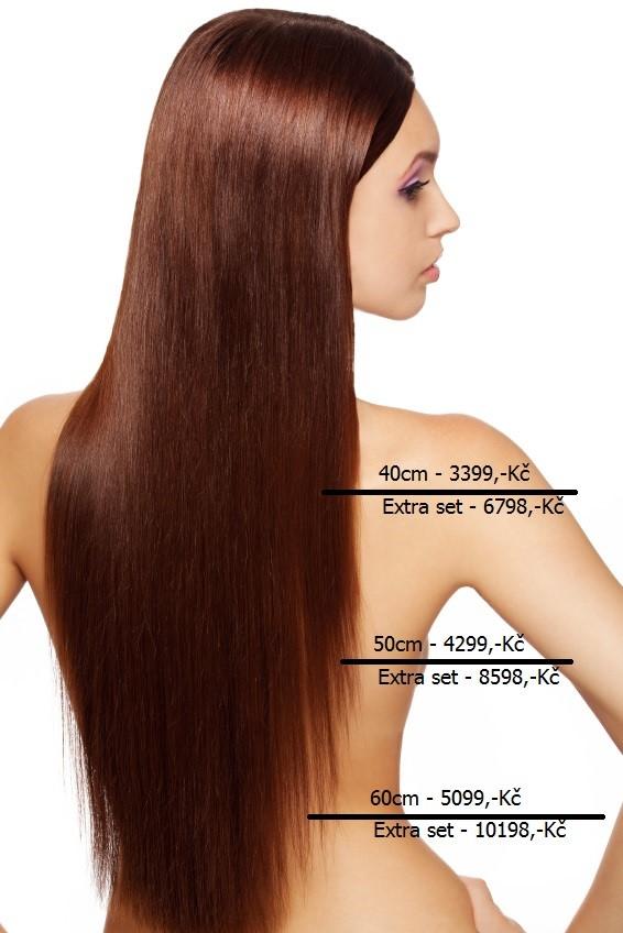 Ceny tape in vlasů